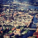 Panorama miasta Gdańsk