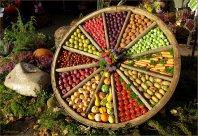 owoce i warzywa - zdrowo