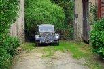 samochód - pejzaż